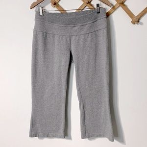 Lululemon French Terry Cropped Sweatpants